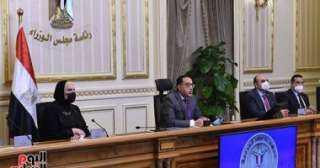 مجلس الوزراء يوافق على الاتفاق المصرى الفرنسى لتنفيذ مشروعات ذات أولوية