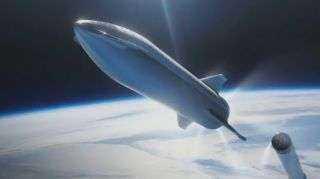 البحوث الفلكية يصدر بيانا عاجلا بشأن موعد ومكان سقوط الصاروخ الصيني الذى أثار ذعر العالم