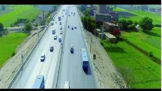 شاهد بالفيديو .. تطوير وتحديث منظومة المرور فى مصر