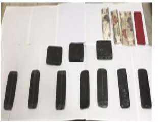 أجهزة الداخلية تواصل مكافحة جرائم الإتجار فى المواد المخدرة