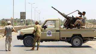 المليشيات المسلحة تحاصر مقر المجلس الرئاسي الليبي في طرابلس