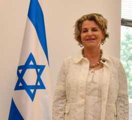عاجل.. وزارة الخارجية  تستدعي سفيرة إسرائيل في القاهرة