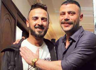 """محمد إمام يشيد بأداء محمد مهران في مسلسل """"النمر"""": أحلى أدوار حياته"""