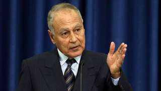 أبو الغيط يطالب بتحرك دولي لوقف الانتهاكات الإسرائيلية