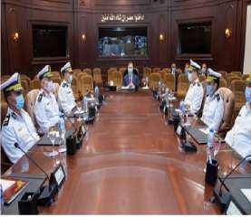 تعرف على تفاصيل إجتماع وزير الداخلية مع عدد من مساعديه والقيادات الأمنية