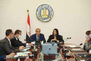 التعاون الدولي والتموين  تعرضان جهود مصر لتعزيز سلاسل القيمة المستدامة