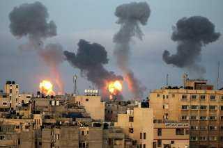 الصحة الفلسطينية: ارتفاع شهداء غزة فى قصف فجر اليوم لـ33