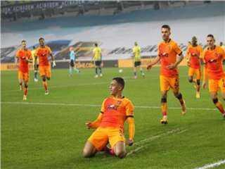 اتحاد الكرة يطالب جالطا سراى بمشاركة مصطفى محمد أمام إسبانيا والأرجنتين فقط
