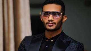 محمد رمضان يتبرع بأرباح أغنيته للهلال الأحمر الفلسطيني