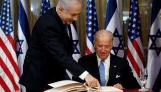 بجاحة بايدن ..من حق إسرائيل الدفاع عن نفسها