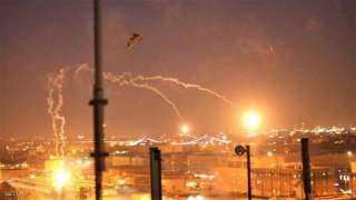 إسرائيل تشن هجومًا وحشيًا على نقاط برية وبحرية تابعة لـ حماس