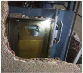 الحماية المدنية بالقاهرة تنجح فى إنقاذ سيدة تم إحتجازها داخل مصعد