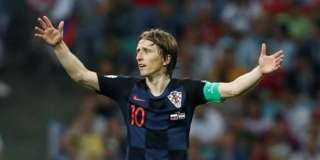 مودريتش على رأس قائمة كرواتيا في يورو 2020