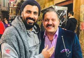 """إدوارد يدعم محمد سامي بعد قرار """"المتحدة"""": راجل محترم وبيحب شغله"""