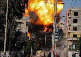 الاحتلال الإسرائيلي يُدمر مقر الهلال الأحمر القطري في غزة