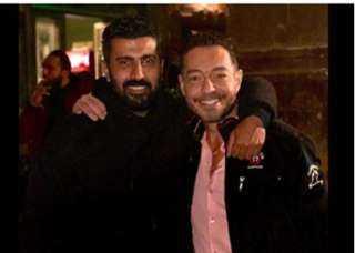 أحمد زاهر يدعم محمد سامى: الراجل ده غير حياتى