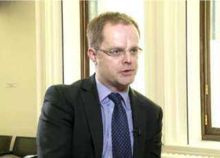 بريطانيا تعلن تعيين جاريث بايلى سفيرا جديدا لمصر