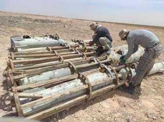 """معلومات خطيرة عن """"الشركة """" المكلفة بنزع الألغام والمتفجرات من الأراضي الليبية"""