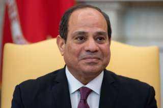 """السيسى يوقع قانونا بتعديل بعض أحكام قانون إنشاء صندوق """"تحيا مصر"""""""