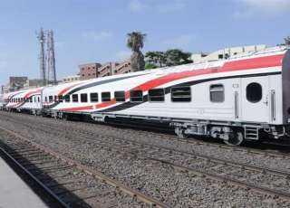 السكة الحديد تكشف موعد استقبال أول دفعة من العربات المكيفة المجرية