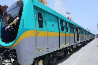 المترو يكشف موعد وصول الدفعة السادسة من القطارات المكيفة للخط الثانى