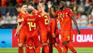 بلجيكا ضد روسيا.. موعد المباراة والقنوات الناقلة