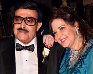دنيا سمير غانم تعلق على صورة لوالديها بقلب مكسور