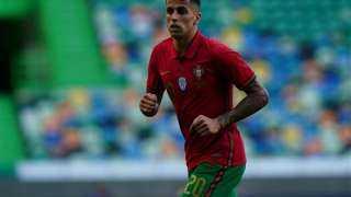 إصابة المدافع البرتغالي كانسيلو بكورونا واستبعاده من يورو 2020