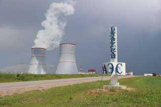 بالصور.. أول وحدة طاقة في المحطة البيلاروسية النووية تدخل حيز التشغيل التجاري