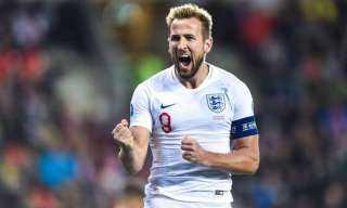 هاري كين يقود هجوم إنجلترا أمام كرواتيا