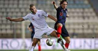 مودريتش على رأس تشكيل كرواتيا لمواجهة إنجلترا