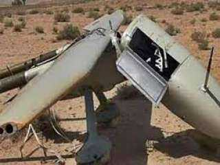 التحالف يسقط طائرة حوثية استهدفت خميس مشيط