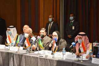 نيفين جامع :دعم ومساندة القيادة السياسية فى مصر والسعودية تمثل فرصة ذهبية لتعزيز الشراكة الإستثمارية بين البلدين