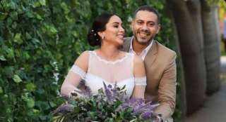 محمد فراج يشكر كل من هنأه على حفل زفافه: أحلى يوم في حياتي