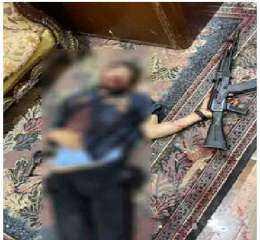 بالصورة والتفاصيل .. إصابة أمين شرطة بطلق نارى ومصرع عنصر إجرامى بدمياط