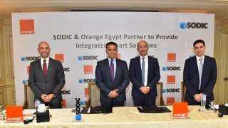 أورنچ مصر توقع اتفاقية مع سوديك لتقديم منظومة متكاملة للحلول الذكية