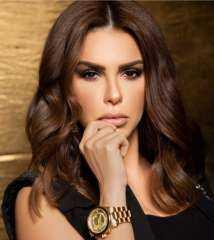 """دنيا عبد العزيز بصورة جديدة من كواليس مسلسل """"الحرير المخملى"""""""