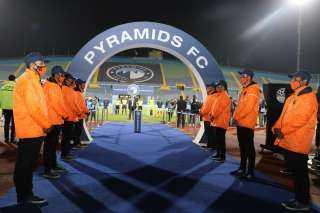 إستعدادات أمنية مبكرة لتأمين مباراة بيراميدز والرجاء المغربي بالقاهرة
