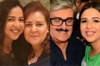 """إيمي سمير غانم بعد رحيل والدها ومرض والدتها: """"اللهم صبرًا وجبرًا وقوه"""""""