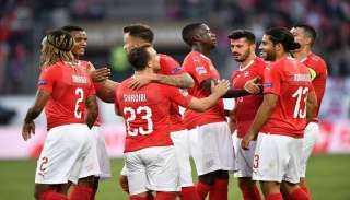 مواجهة صعبة بين سويسرا وتركيا فى يورو 2020.. اليوم