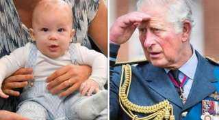 قرار صادم.. الأمير تشارلز ينتقم من الأمير هاري وميجان ماركل فما السبب؟