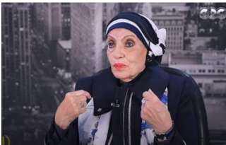 رجاء حسين تسخر من إحالة الفنان للمعاش: بيضربونا بالرصاص