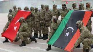 أمريكا تكشف تطورات سحب المرتزقة من ليبيا