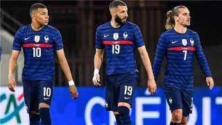 هجوم نارى.. تشكيل فرنسا المتوقع أمام البرتغال