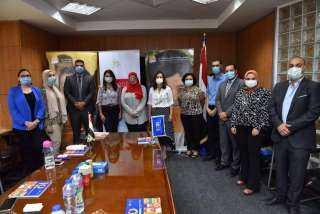 """بالصور.. مؤسسة """"التجاري الدولي"""" تواصل توسعها في دعم أطفال مصر .. وتقدم 2.2 مليون جنيه لمؤسسة """"بناتي"""" لرعاية الأطفال بلا مأوى"""