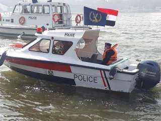حصاد حملات شرطة البيئة والمسطحات داخل وخارج نهر النيل خلال 24 ساعة