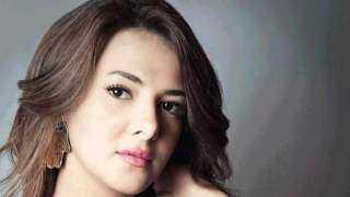 أول ظهور للفنانة دنيا سمير غانم بعد وفاة والدها