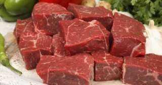 """أسعار اللحوم """" مستقرة """" قبل عيد الاضحى بأيام"""