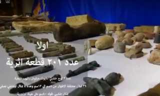 """قنبلة من العيار الثقيل .. تفاصيل ليلة القبض على النائب """"علاء حسانين """"وعصابة الأثار"""