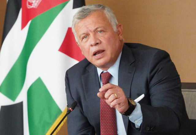 عاجل..العاهل الأردني يصل بغداد للمشاركة في القمة الثلاثية